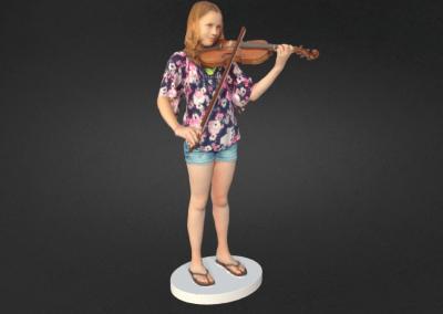 Sami Violin